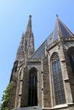 Καθεδρικός ναός του ST Stephan στη Βιέννη Στοκ φωτογραφίες με δικαίωμα ελεύθερης χρήσης