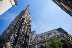 Καθεδρικός ναός του ST Stephans, Βιέννη, Αυστρία Στοκ Φωτογραφίες
