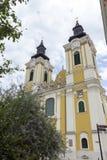 Καθεδρικός ναός του ST Stephen σε Szekesfehervar, Ουγγαρία Στοκ Εικόνα