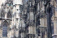 Καθεδρικός ναός του ST Stephen s, Βιέννη, Αυστρία Στοκ φωτογραφία με δικαίωμα ελεύθερης χρήσης