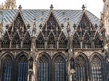 Καθεδρικός ναός του ST Stephen ` s, Βιέννη Στοκ εικόνες με δικαίωμα ελεύθερης χρήσης