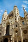 Καθεδρικός ναός του ST Stephen ` s στη Βιέννη, Αυστρία Στοκ φωτογραφία με δικαίωμα ελεύθερης χρήσης
