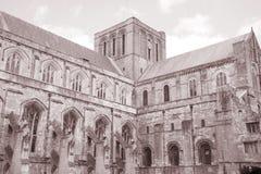 Καθεδρικός ναός του Winchester, Αγγλία Στοκ Φωτογραφία