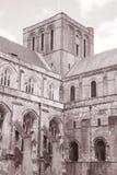 Καθεδρικός ναός του Winchester, Αγγλία Στοκ φωτογραφία με δικαίωμα ελεύθερης χρήσης