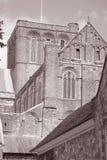 Καθεδρικός ναός του Winchester, Αγγλία Στοκ Φωτογραφίες