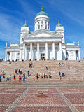 καθεδρικός ναός Φινλανδία Ελσίνκι Στοκ φωτογραφία με δικαίωμα ελεύθερης χρήσης