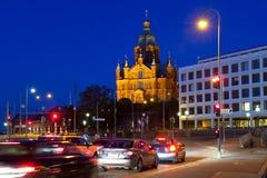 καθεδρικός ναός Φινλανδί&a Στοκ Φωτογραφία