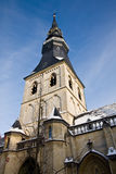 καθεδρικός ναός Χάσσελτ Στοκ φωτογραφίες με δικαίωμα ελεύθερης χρήσης