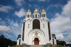 καθεδρικός ναός Στοκ Φωτογραφίες