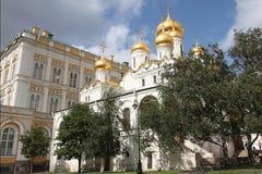 Καθεδρικός ναός Annunciation, Μόσχα στο Κρεμλίνο Μόσχα Ρωσία Στοκ Φωτογραφίες
