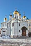 Καθεδρικός ναός Annunciation, Μόσχα Στοκ Φωτογραφία