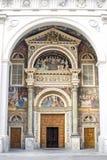 καθεδρικός ναός aosta Στοκ Εικόνες