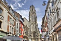 Καθεδρικός ναός Arras, Γαλλία Στοκ φωτογραφίες με δικαίωμα ελεύθερης χρήσης