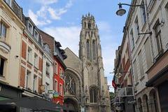 Καθεδρικός ναός Arras, Γαλλία Στοκ Εικόνες