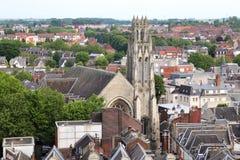 Καθεδρικός ναός Arras, Γαλλία Στοκ Εικόνα