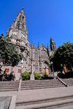 Καθεδρικός ναός Arucas Στοκ φωτογραφία με δικαίωμα ελεύθερης χρήσης