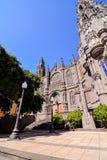 Καθεδρικός ναός Arucas Στοκ Εικόνα