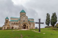 Καθεδρικός ναός Bagrati, Γεωργία Στοκ Εικόνες