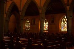 Καθεδρικός ναός Ballarat του ST Patricks Στοκ Φωτογραφίες