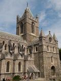 καθεδρικός ναός christchurch στοκ εικόνα