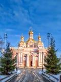 Καθεδρικός ναός Cossack στοκ φωτογραφία με δικαίωμα ελεύθερης χρήσης