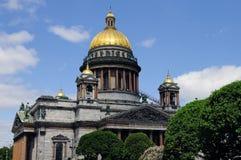 καθεδρικός ναός Isaac Πετρούπ& Στοκ εικόνες με δικαίωμα ελεύθερης χρήσης