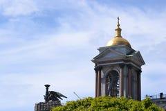 καθεδρικός ναός Isaac s ST Στοκ εικόνες με δικαίωμα ελεύθερης χρήσης