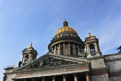 καθεδρικός ναός isaak ST Στοκ Εικόνα