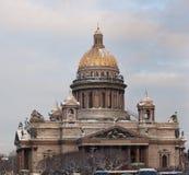 καθεδρικός ναός isakievsky Στοκ Φωτογραφία