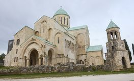 Καθεδρικός ναός Kutaisi, Γεωργία Bagrati Στοκ Φωτογραφία