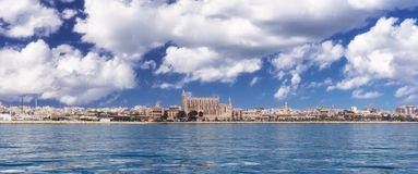 Καθεδρικός ναός Majorca Στοκ Εικόνες