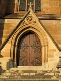 καθεδρικός ναός Mary s ST Σύδνεϋ της Αυστραλίας Στοκ φωτογραφία με δικαίωμα ελεύθερης χρήσης