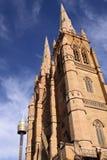 καθεδρικός ναός Mary s ST Σύδνεϋ Στοκ Εικόνες