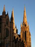 καθεδρικός ναός Mary s ST Σύδνεϋ &tau Στοκ Φωτογραφίες