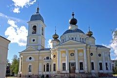 καθεδρικός ναός myshkin Ρωσία &upsilon Στοκ Εικόνα