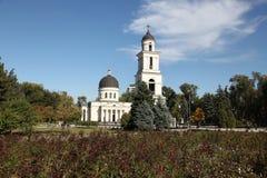 Καθεδρικός ναός Nativity σε Kishinev ChiÈ™inău Μολδαβία Στοκ Εικόνα
