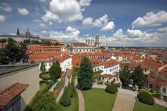 καθεδρικός ναός Nicholas Πράγα ST Στοκ Φωτογραφία