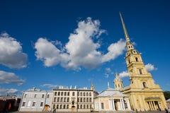 καθεδρικός ναός Paul Peter Άγιος Στοκ φωτογραφία με δικαίωμα ελεύθερης χρήσης