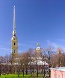 καθεδρικός ναός Paul Peter ST Στοκ Εικόνες