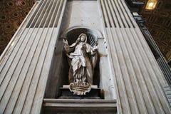 καθεδρικός ναός Peter s Στοκ εικόνα με δικαίωμα ελεύθερης χρήσης