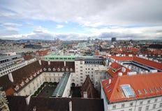 καθεδρικός ναός s ST stephen Βιέννη Στοκ Φωτογραφία