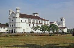 Καθεδρικός ναός SE σύνθετος σε παλαιό Goa Στοκ φωτογραφίες με δικαίωμα ελεύθερης χρήσης