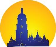 καθεδρικός ναός sofijsky στοκ εικόνες