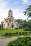 Καθεδρικός ναός Spassky της εικόνας Vernicle του λυτρωτή στο μοναστήρι Andronikov, Μόσχα Στοκ Εικόνα