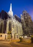 καθεδρικός ναός ST stephen Βιέννη Στοκ φωτογραφίες με δικαίωμα ελεύθερης χρήσης