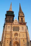 καθεδρικός ναός ST stephen Στοκ εικόνα με δικαίωμα ελεύθερης χρήσης