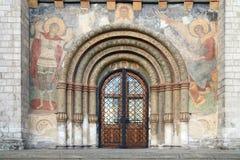 καθεδρικός ναός uspenskiy Στοκ φωτογραφία με δικαίωμα ελεύθερης χρήσης