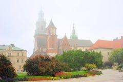 Καθεδρικός ναός Wawel Στοκ Φωτογραφία