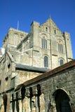 καθεδρικός ναός Winchester Στοκ φωτογραφία με δικαίωμα ελεύθερης χρήσης