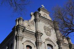 Καθεδρικός ναός Xuanwumen στο Πεκίνο Στοκ Φωτογραφίες